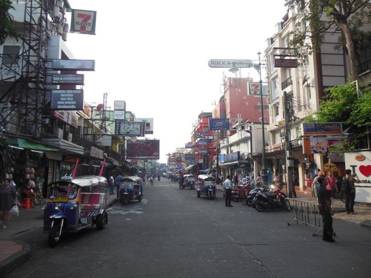 khoa San Road